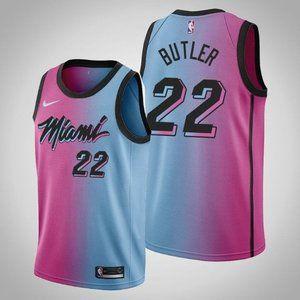 ⚞Heat Jimmy Butler Pink City Jer